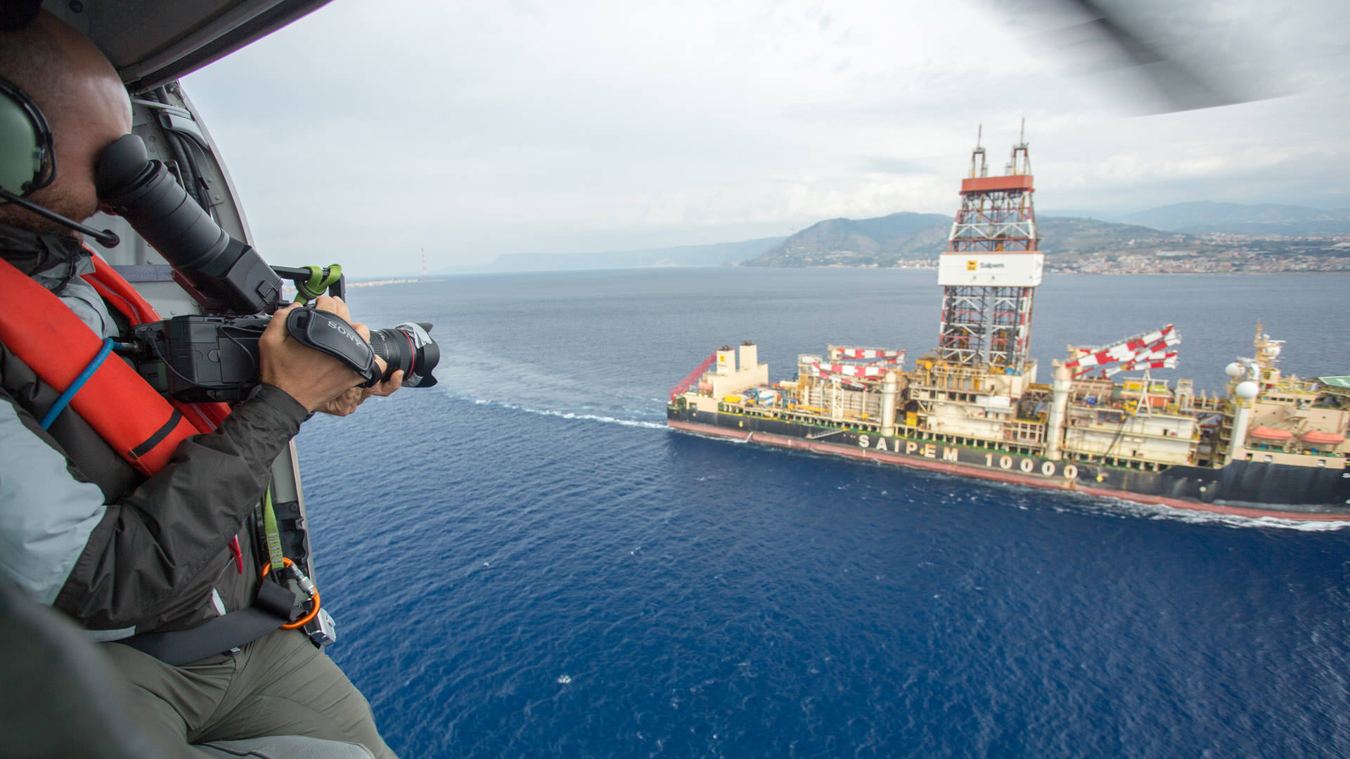 Saipem Stretto di Messina 05